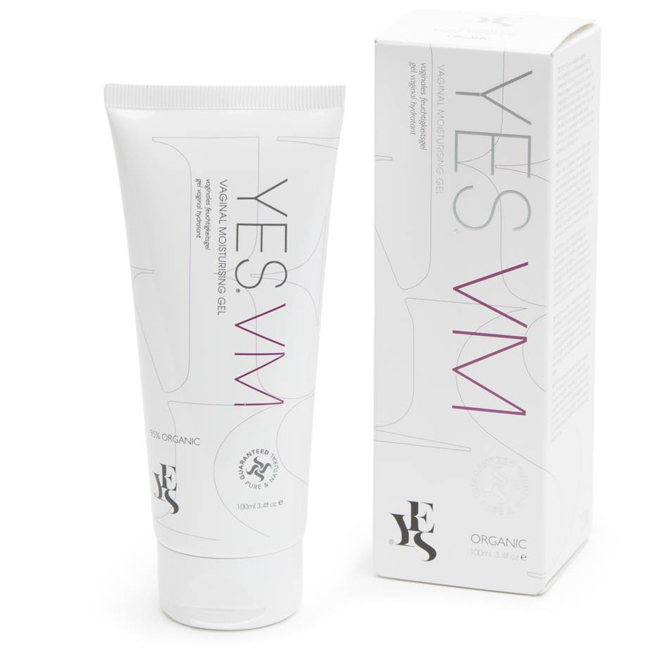 YES Organic Vaginal Moisturising Gel 100ml
