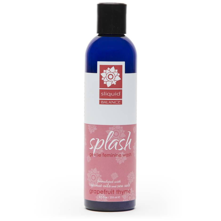 Sliquid Grapefruit and Thyme Gentle Feminine Wash 255ml
