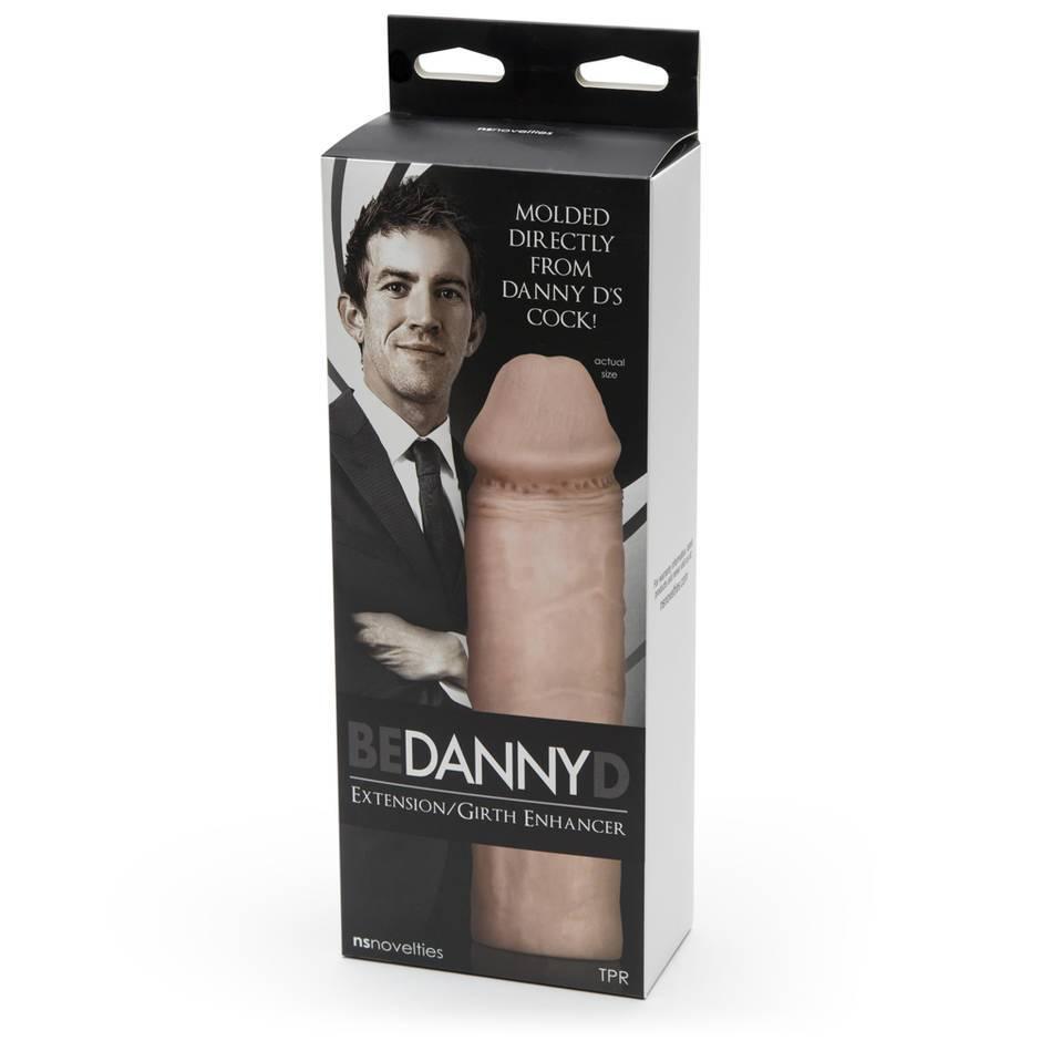 Danny d cock size
