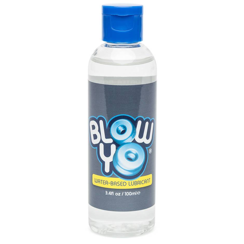 BlowYo Water-Based Lubricant 100ml