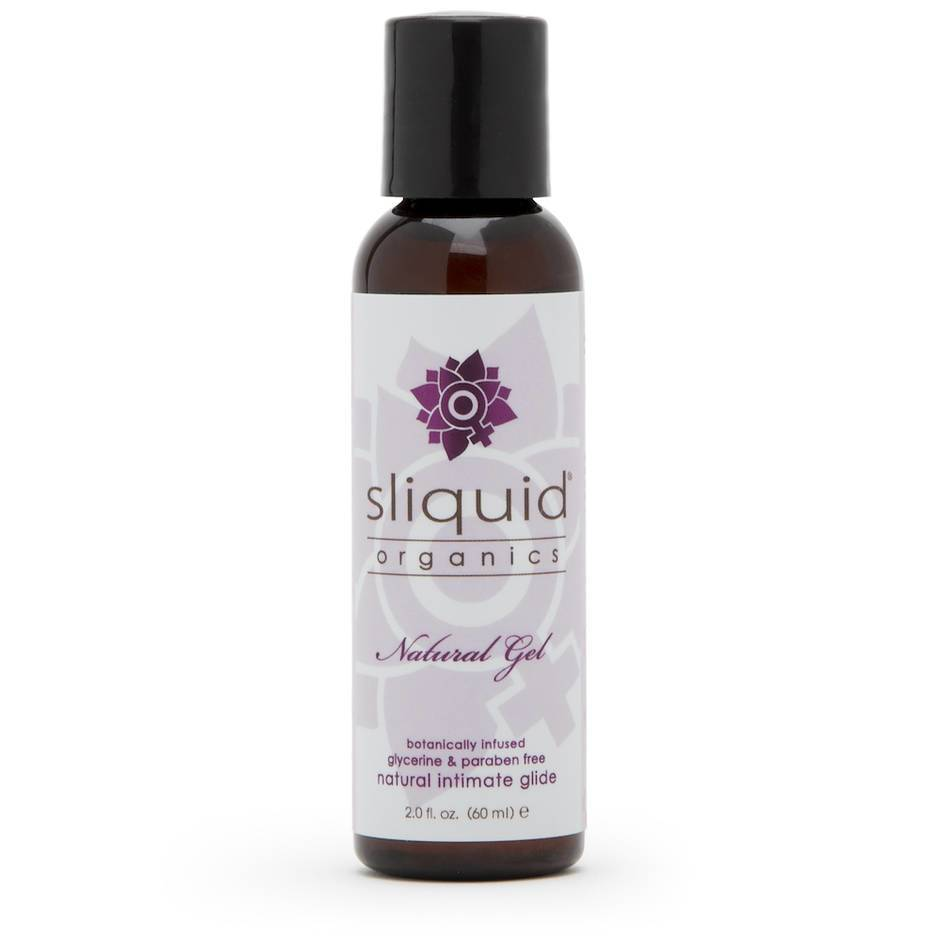 Sliquid Organics Natural Gel Lubricant 2.0 fl oz