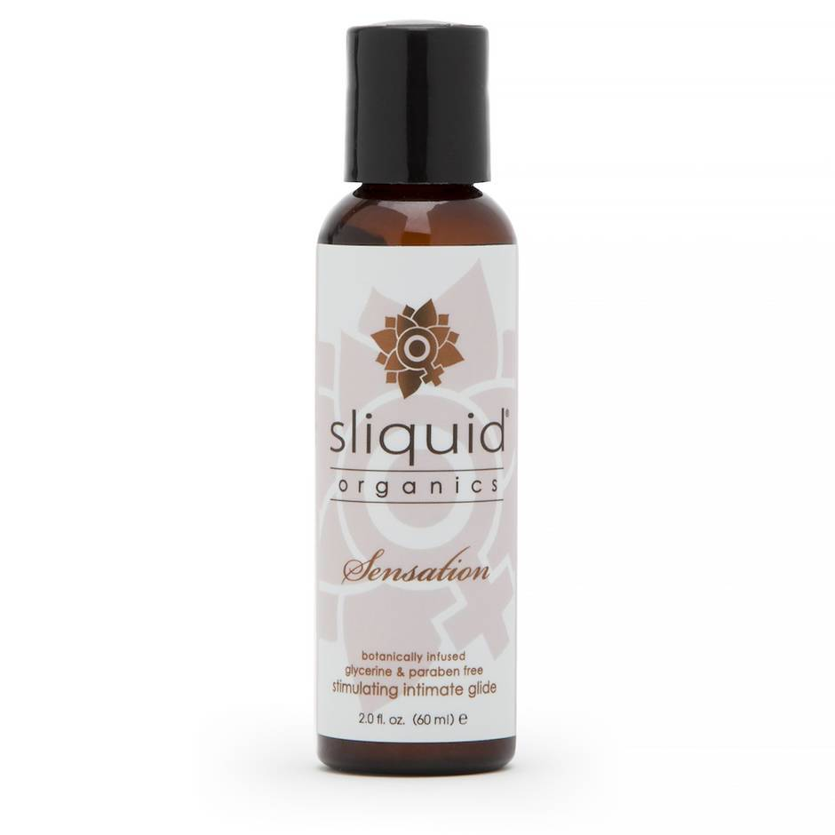 Sliquid Organics Natural Sensation Lubricant 60ml