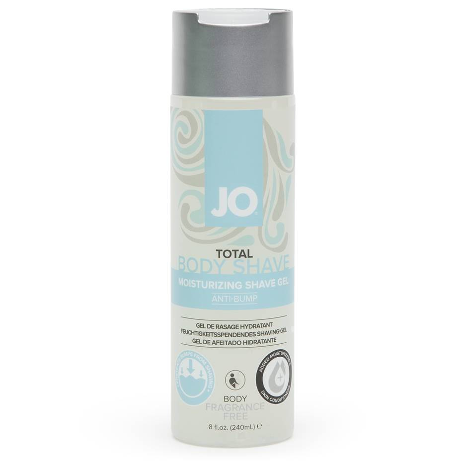 System JO Women Unscented Anti-Bump Shave Gel 240ml