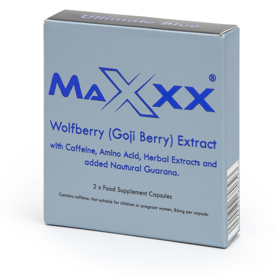 Ultimate Blue MaXXX Blue Wolfberry (2 Capsules)