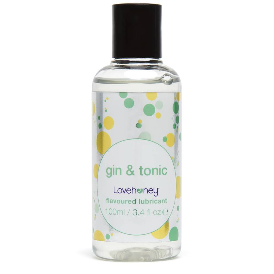 Lovehoney Special Edition Gin & Tonic Flavoured Lubricant 100ml