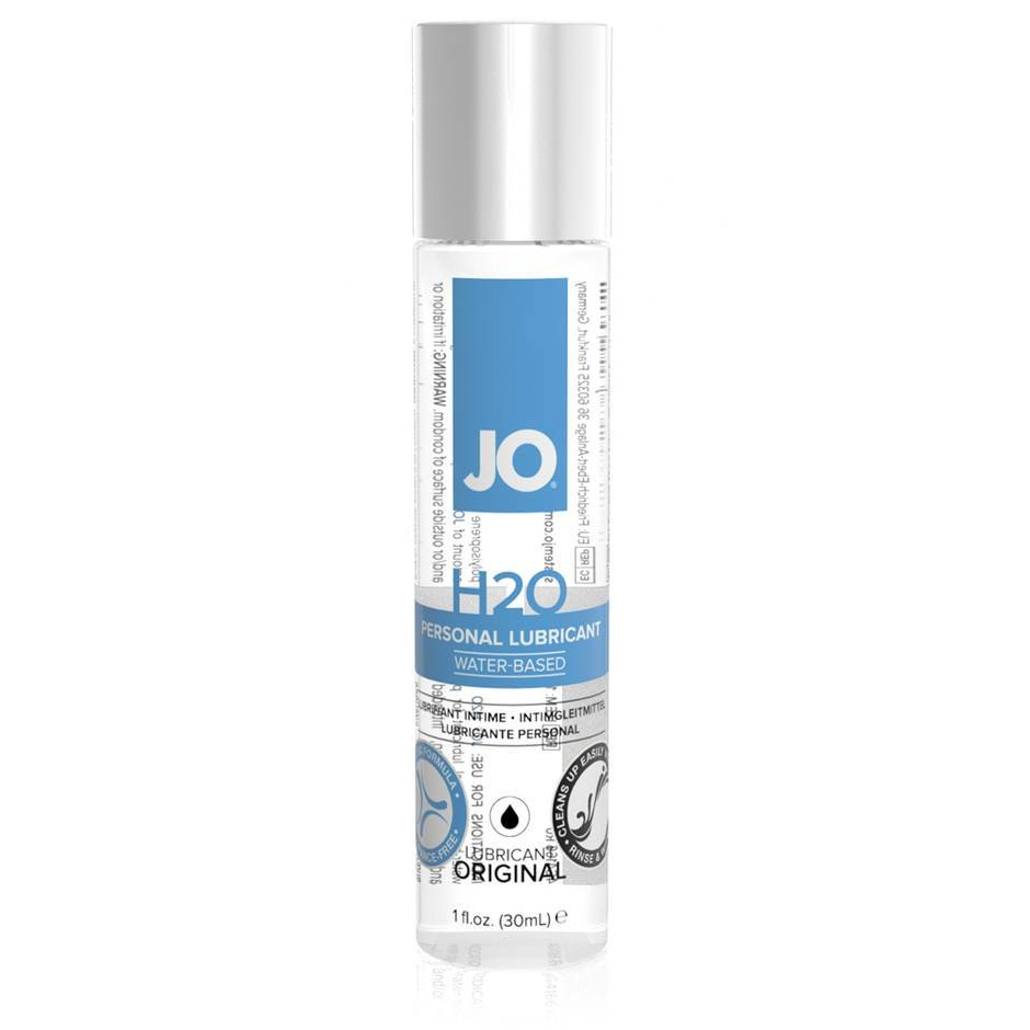 System JO H2O Water-Based Lubricant 30ml
