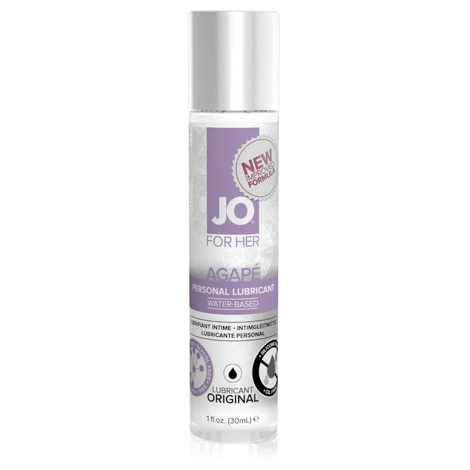 System JO Agapé Water-Based Lubricant for Women 30ml