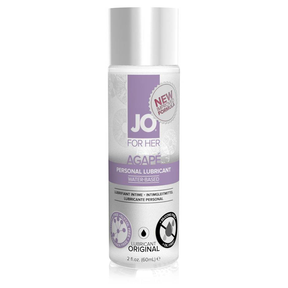 System JO Agapé Water-Based Lubricant for Women 60ml