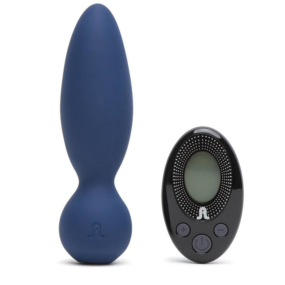 Adrien Lastic Little Rocket Rechargeable Vibrating Butt Plug