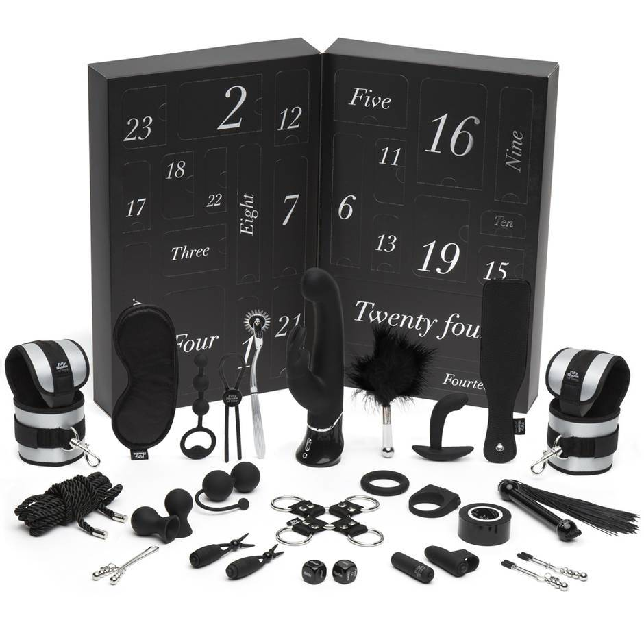 Fifty Shades of Grey There's Only Sensation Ultimate Gift Set
