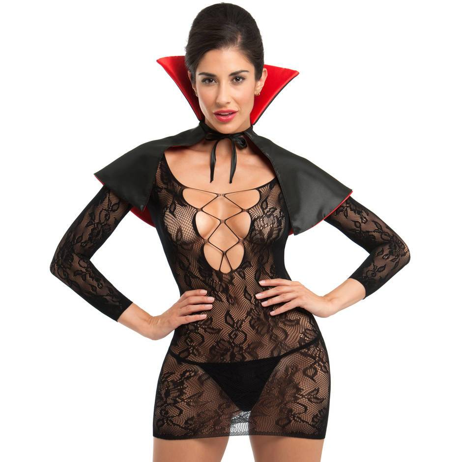 Lovehoney Vampire Vixen Costume Bundle