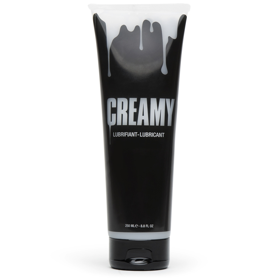 CREAMY Cum-Style Unscented Water-Based Lubricant 250ml