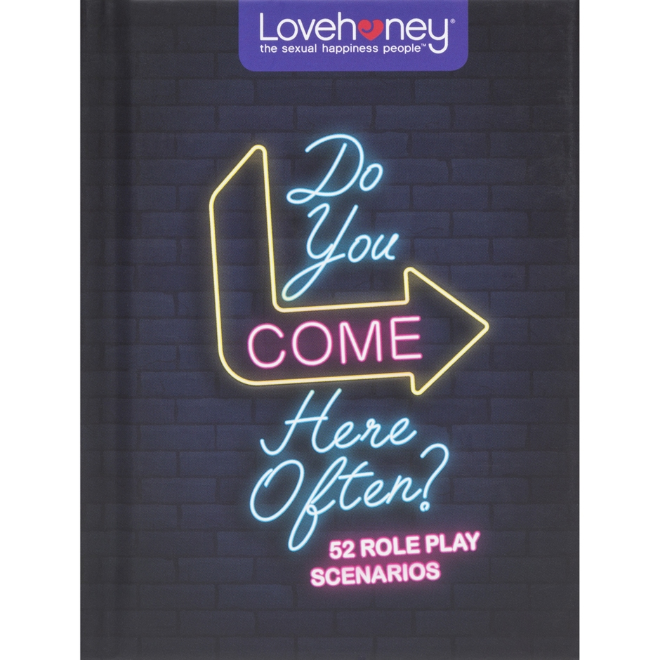 Lovehoney Do You Come Here Often? Role Play Book