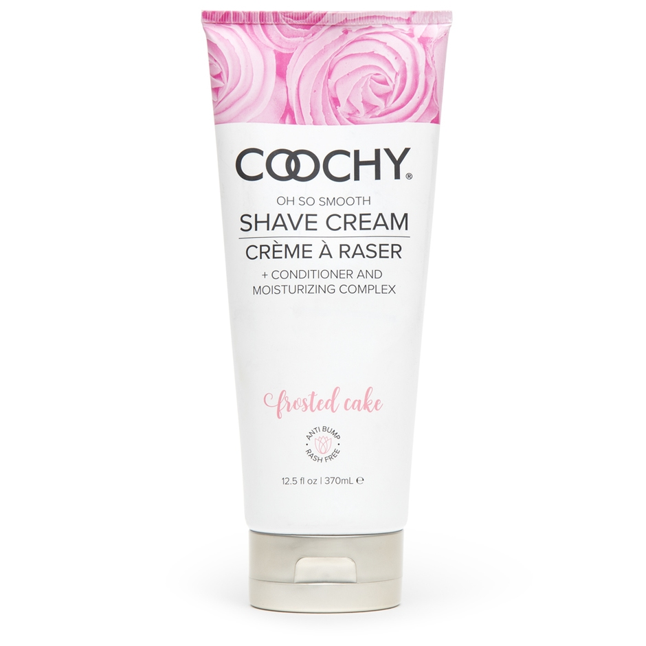 Coochy Frosted Cake Intimate Shaving Cream 7.2 fl oz