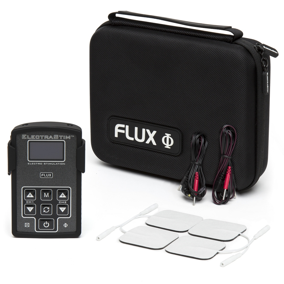 Electrastim FLUX Dual-Channel Stimulator Kit