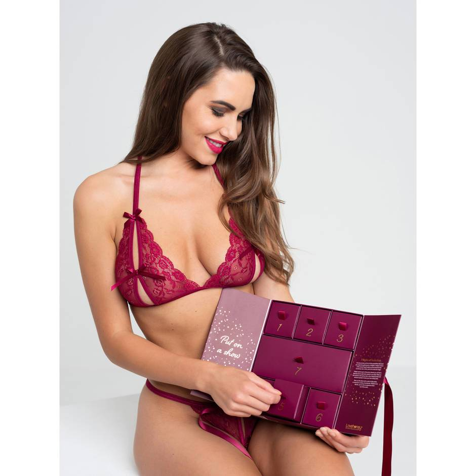 Calendario de Lencería Talla Única 7 Nights of Seduction de Lovehoney