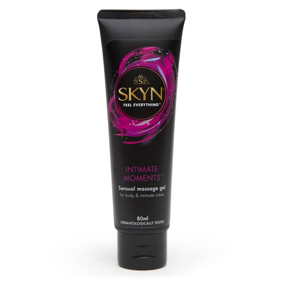 Ansell SKYN Intimate Moments Hybrid Massage Gel 80ml