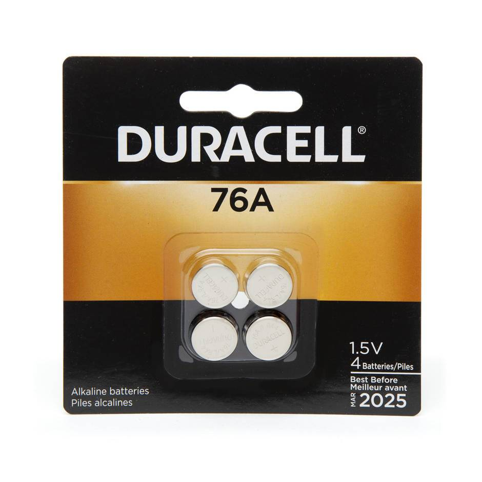 Duracell LR44 Batteries (2 Count)