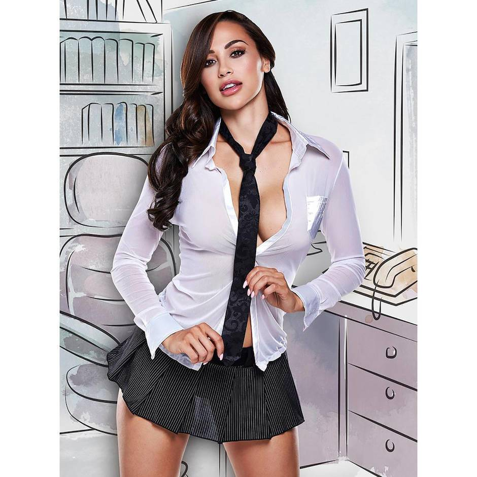 Baci Lingerie Sexy CEO Costume