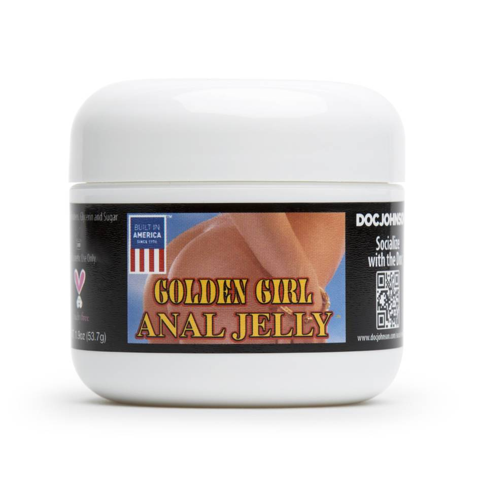 Doc Johnson Golden Girl Anal Jelly 1.9 fl oz