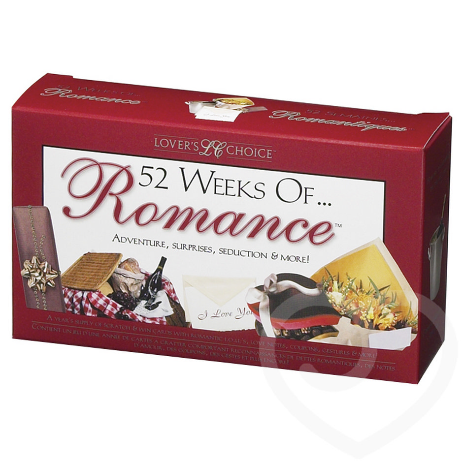 Lover's Choice 52 Weeks of Romance