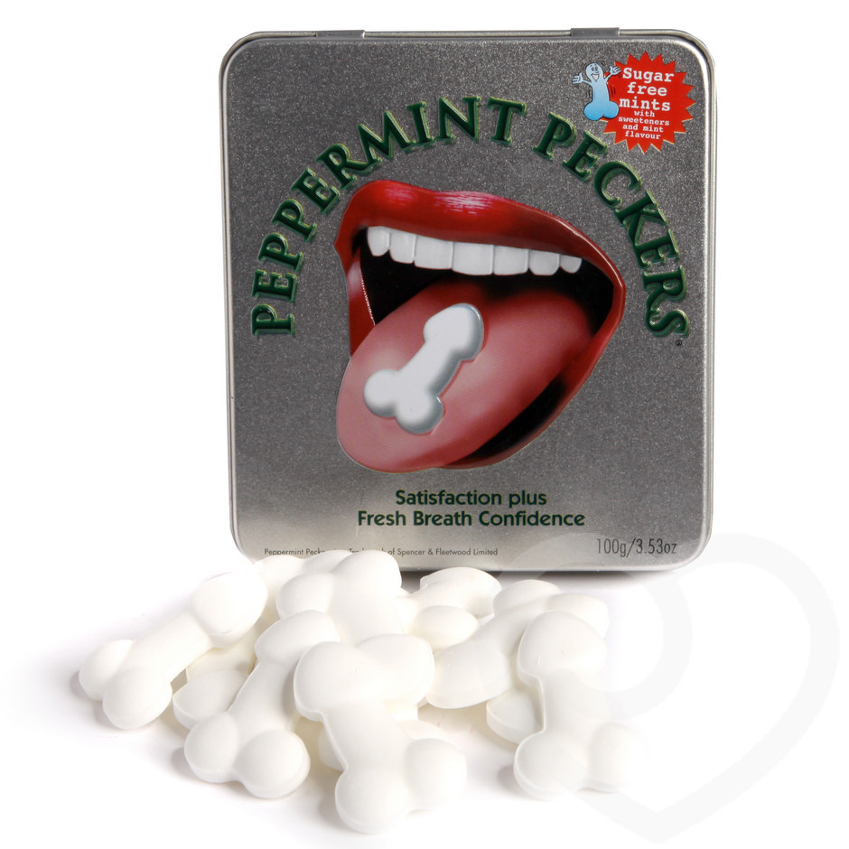 Peppermint Peckers 100 g