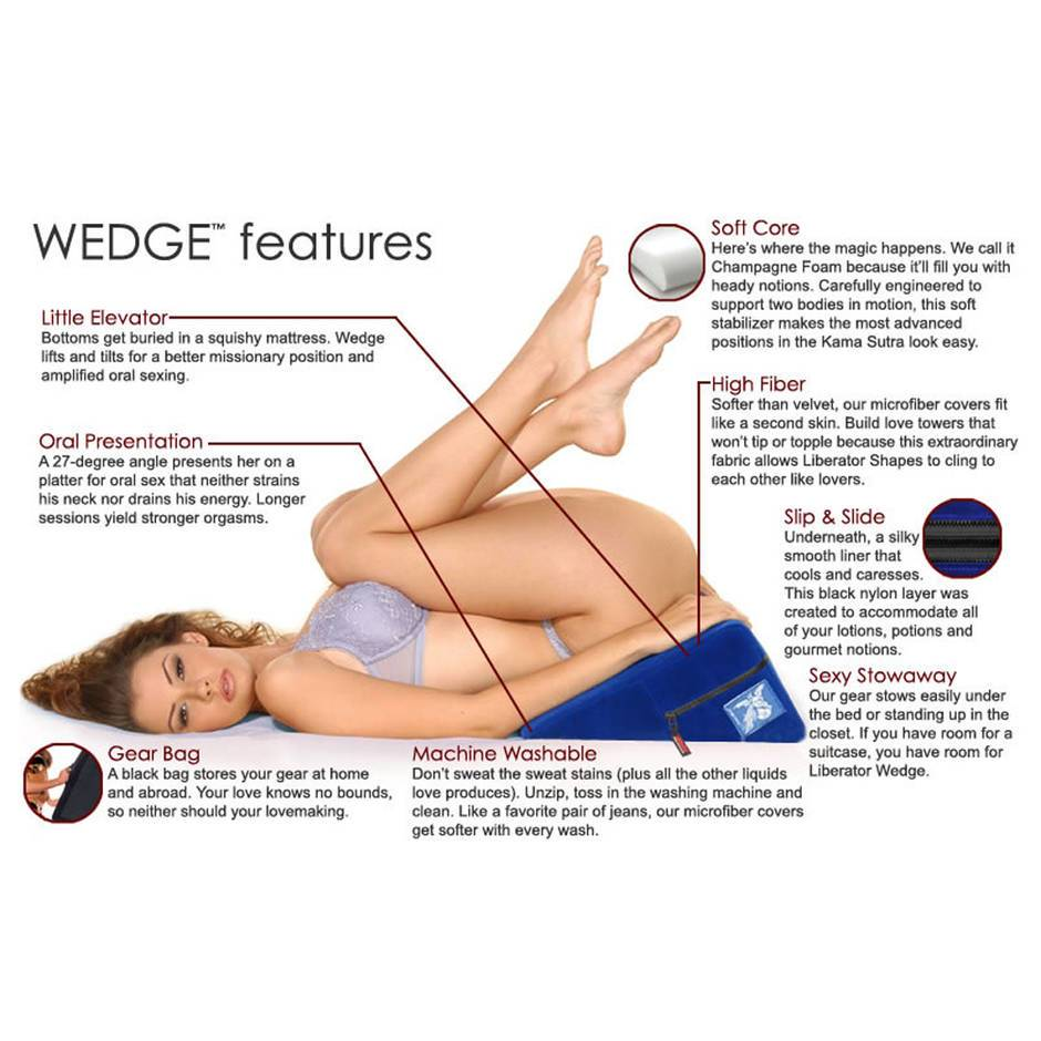 Sex Wedge Positions 85
