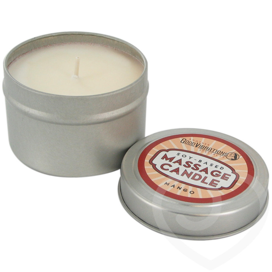 Good Vibrations Massage Candle