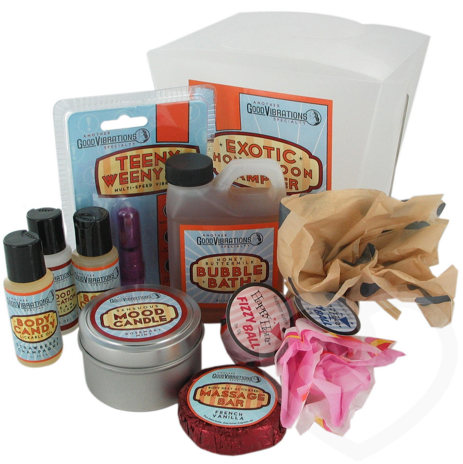 Good Vibrations Honeymoon Gift Set