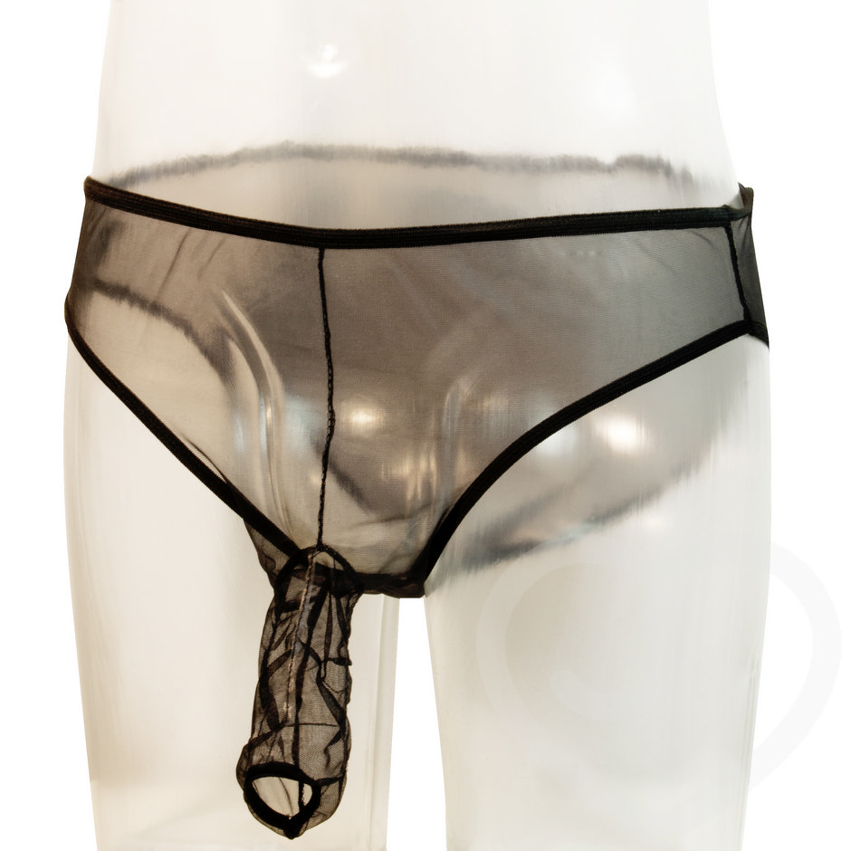 Daring Sheer Men's Briefs
