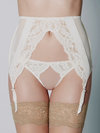 Loveday London Arielle Suspender Belt