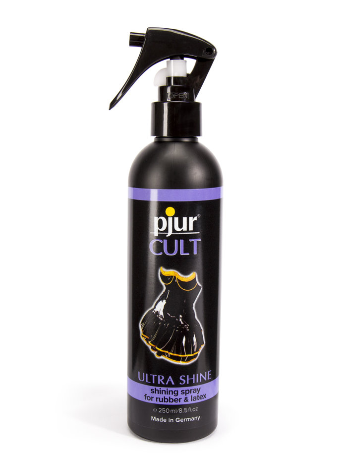 Pjur Cult Latex Shiner Ultra Shine Spray 250ml