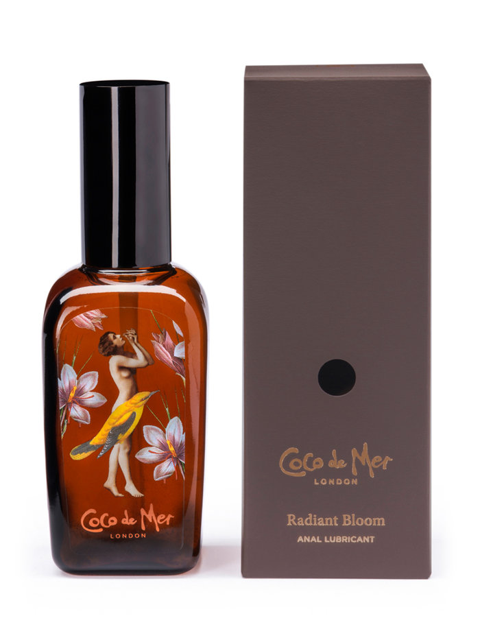 Coco de Mer Radiant Bloom Anal Lubricant 100ml
