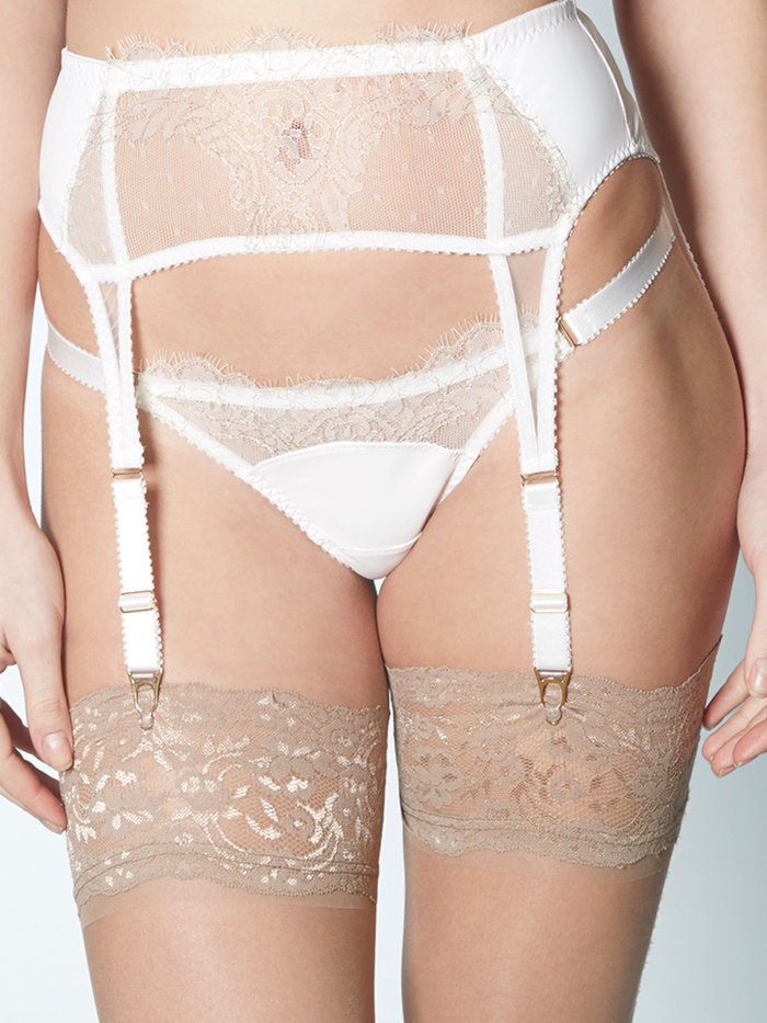 Something Wicked Arabella Lace Mini Brief