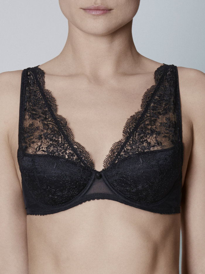 Mimi Holliday Bella Donna Super Plunge Bra