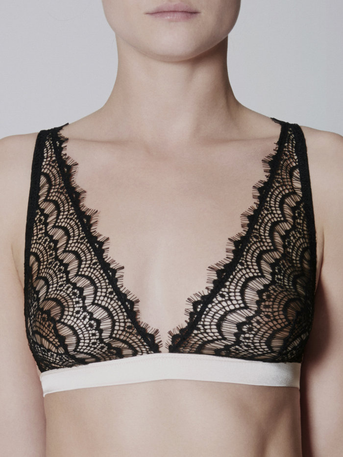 Mimi Holliday Bisou Bisou Sugar Triangle Bra