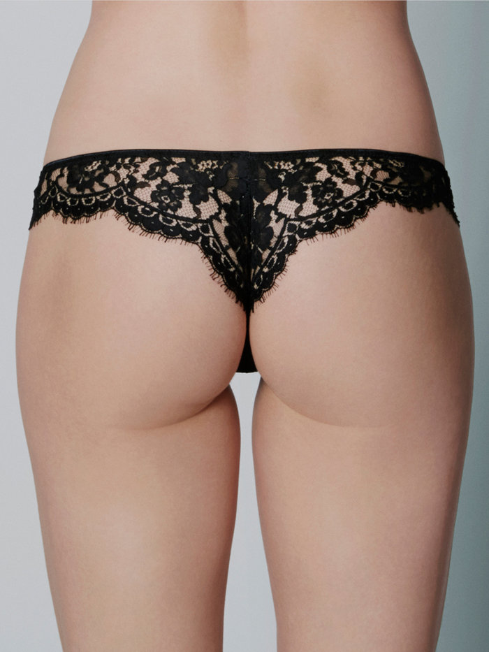 I.D. Sarrieri Thong Black