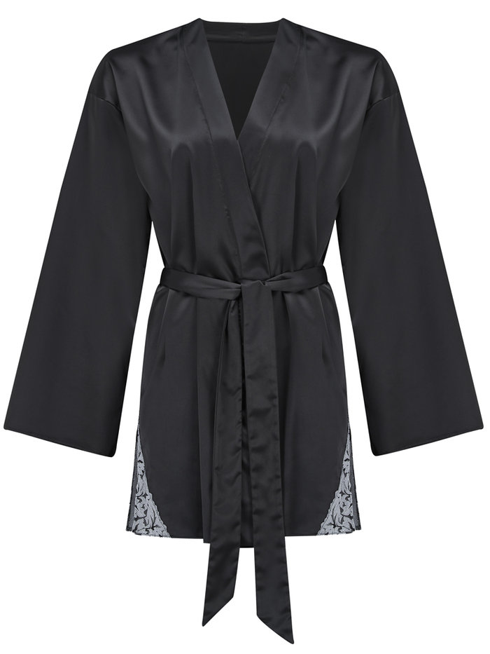 Masquerade Short Robe