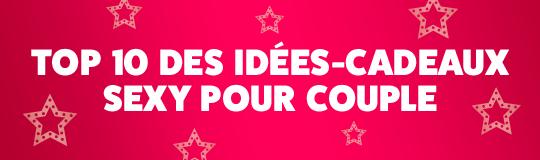 Top 10 idées cadeaux couple Noël 2018
