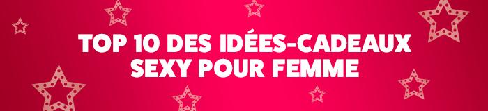 Top 10 idées cadeaux femme Noël 2018