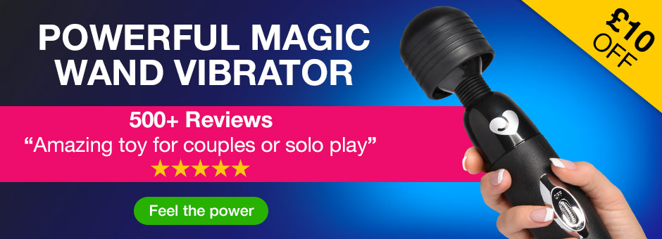 Powerful Magic Wand Vibrator