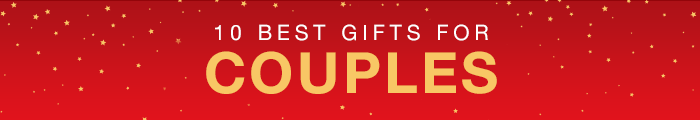 10 Best Gifts for Couples