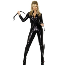 Fever Miss Whip Lash Catsuit