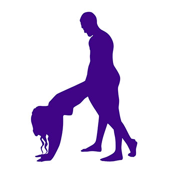 Stand & Deliver Kama Sutra Position