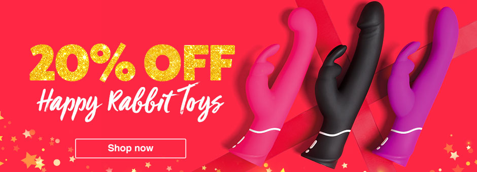 20% off Happy Rabbit Toys