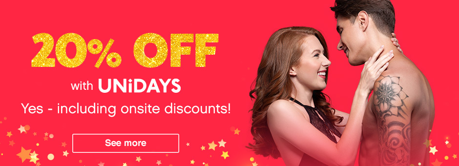 20% off Unidays