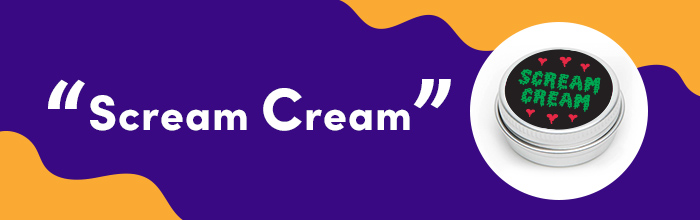scream cream scary searches