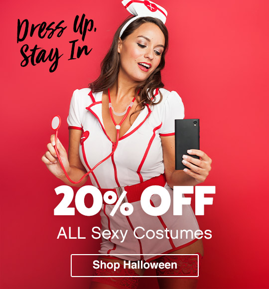 20% off all sexy costumes