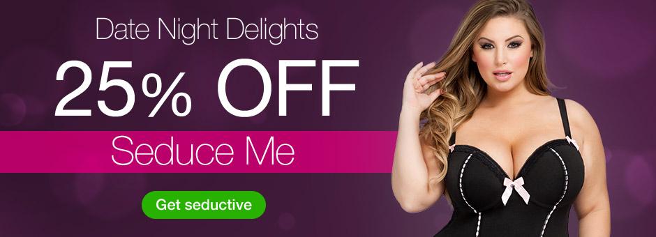 Date Night Delights 25% off Seduce Me