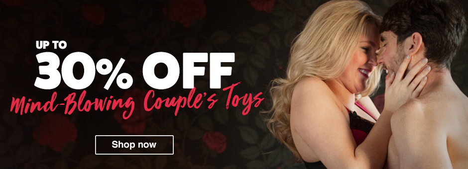 Up to 30% off Couples Toys